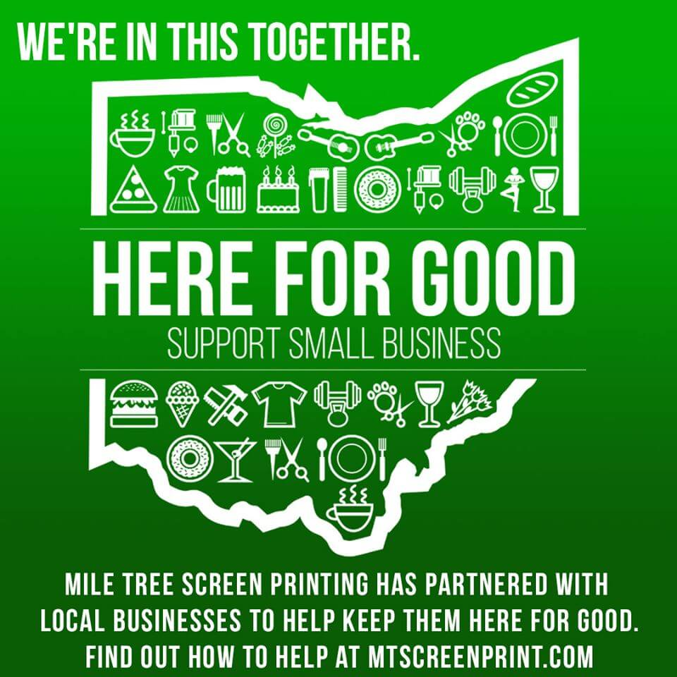 Here For Good campaign helping small businesses during difficult time