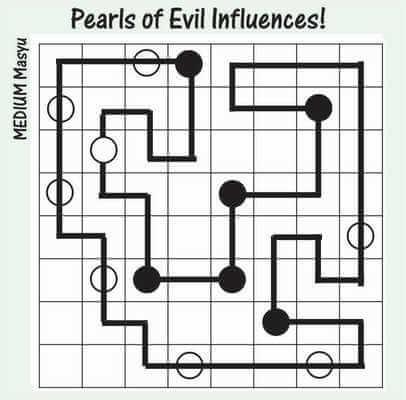 Pearls of Evil Influences April 24 2020