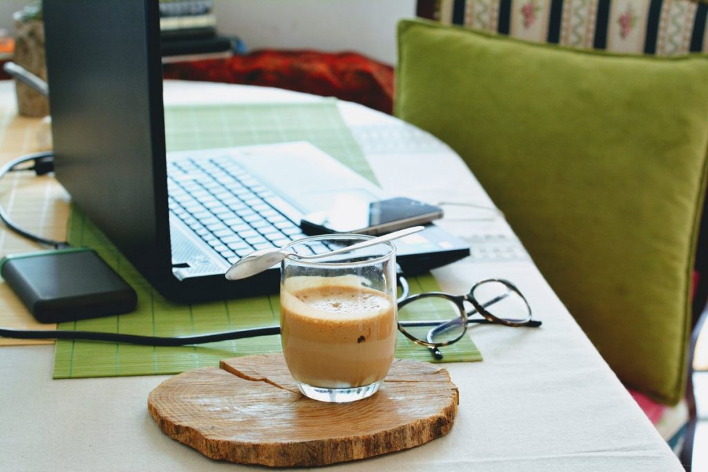 Remaining productive when working from home – Dave Says