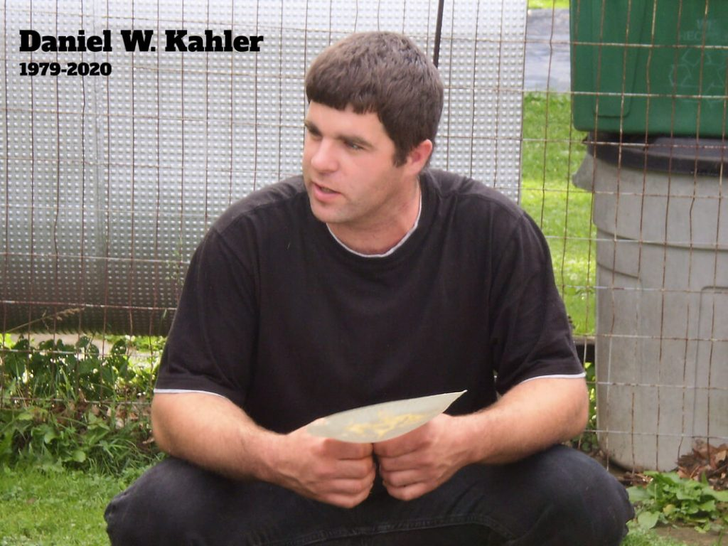 Daniel W. Kahler - Celebration of Life