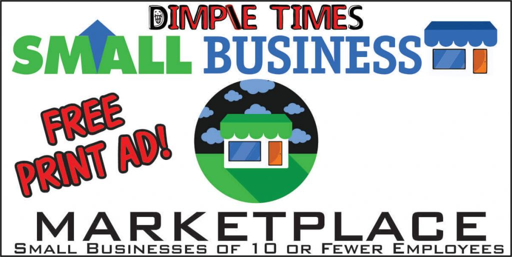 Dimple Times offering small business ads for free