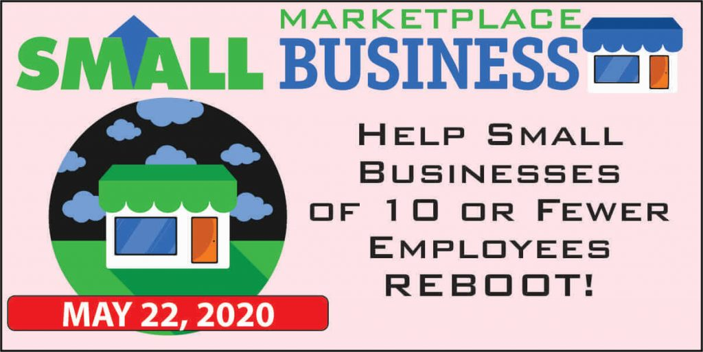 Small Business Marketplace – May 22, 2020