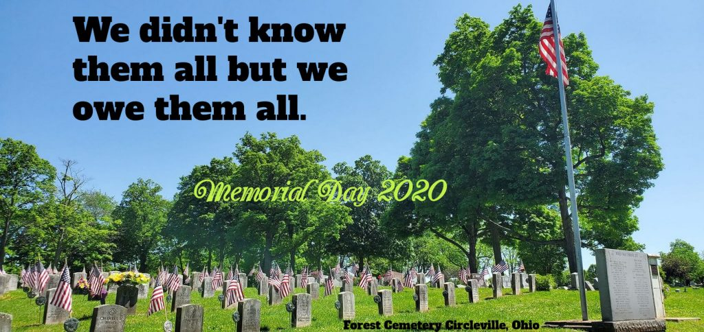 The Tradition of Memorial Day