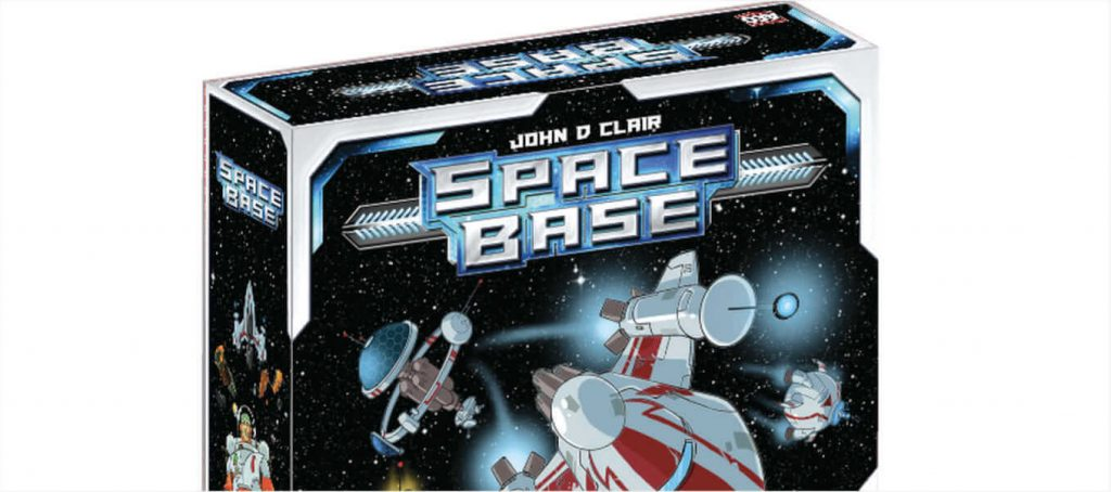 SPACE BASE by Alderac Entertainment Group - Boardgame Review
