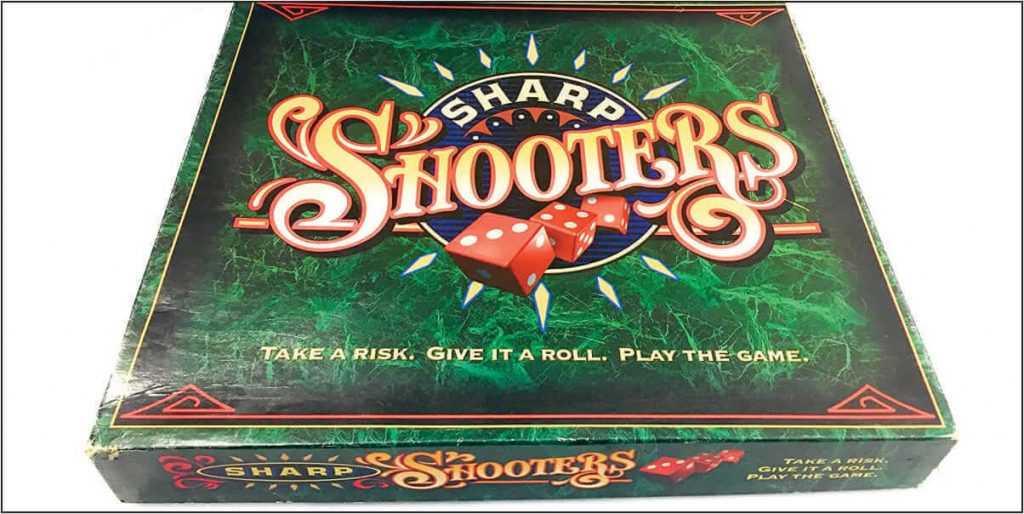 Sharp Shooters - Boardgame Review