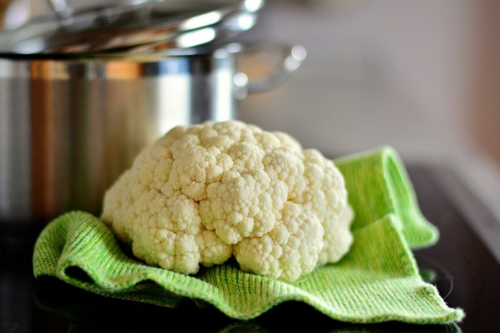 The lowly cauliflower has gained respect