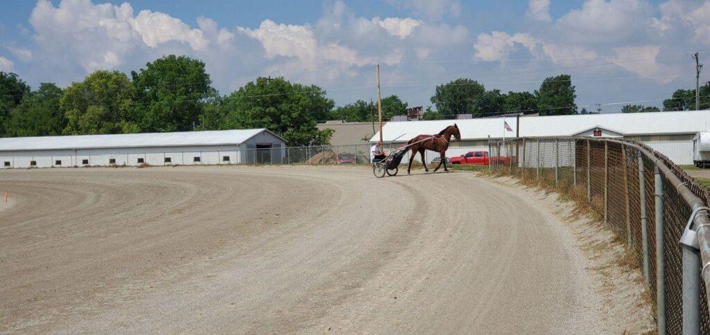 2020 Pickaway County Fair Harness Racing