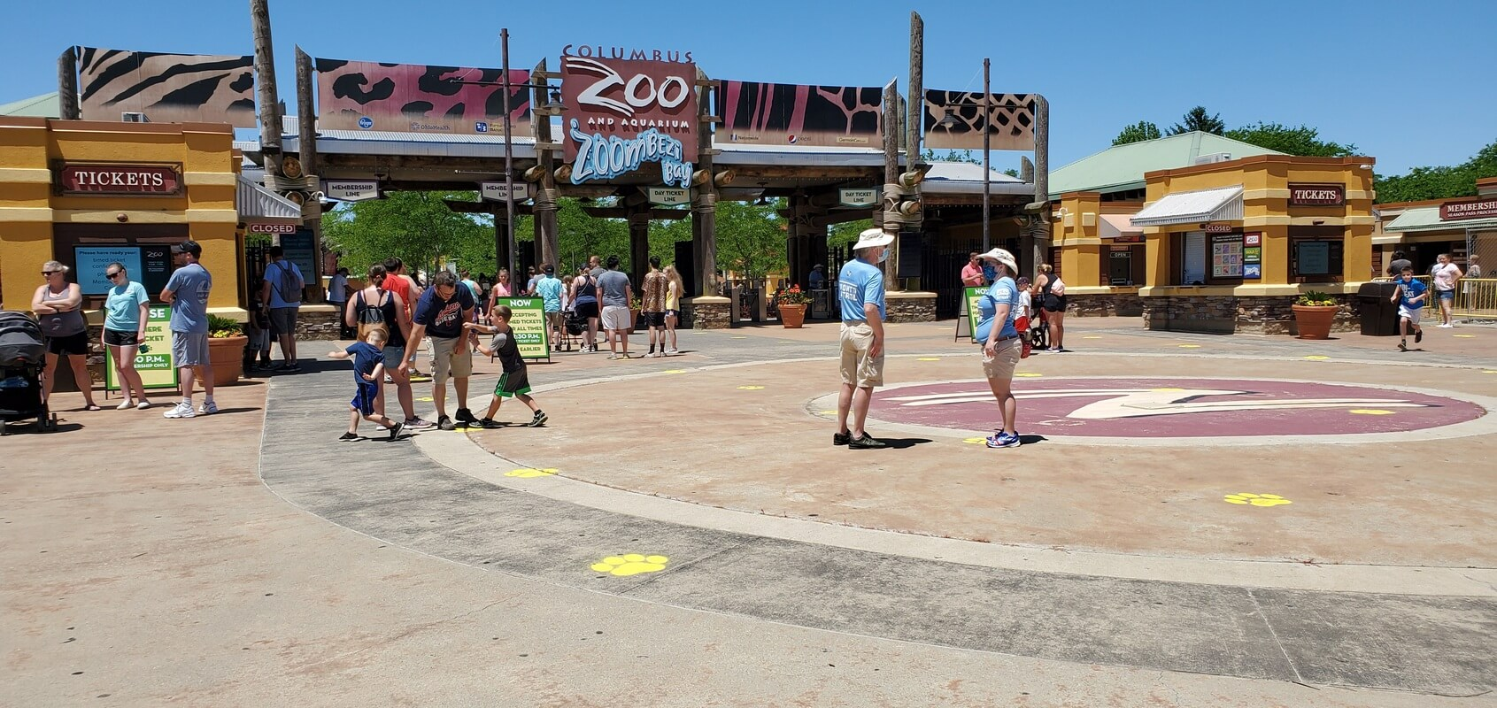 Columbus Zoo and Aquarium reopens with new guidelines ...