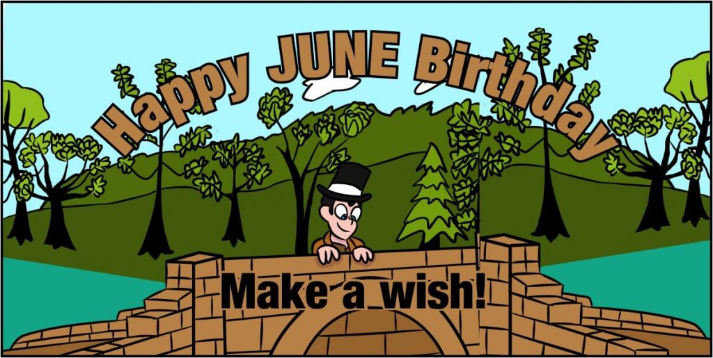 Happy Birthday June Babies!