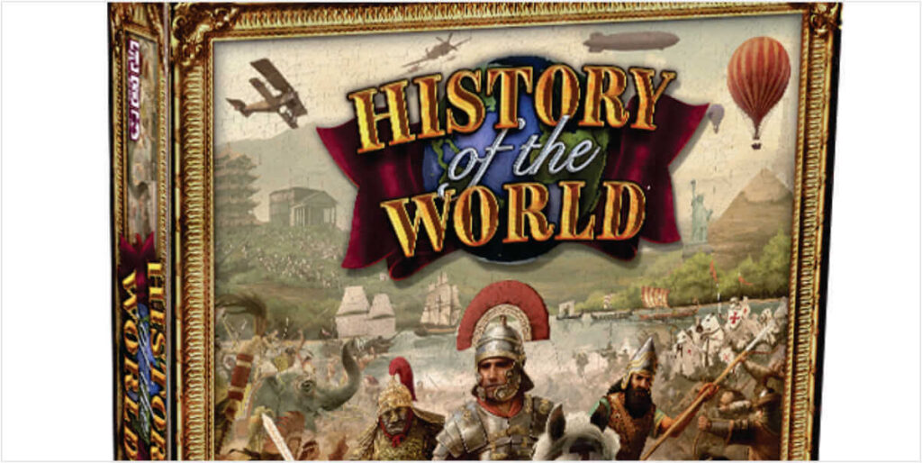 History of the World by Z-Man Games - Boardgame Review