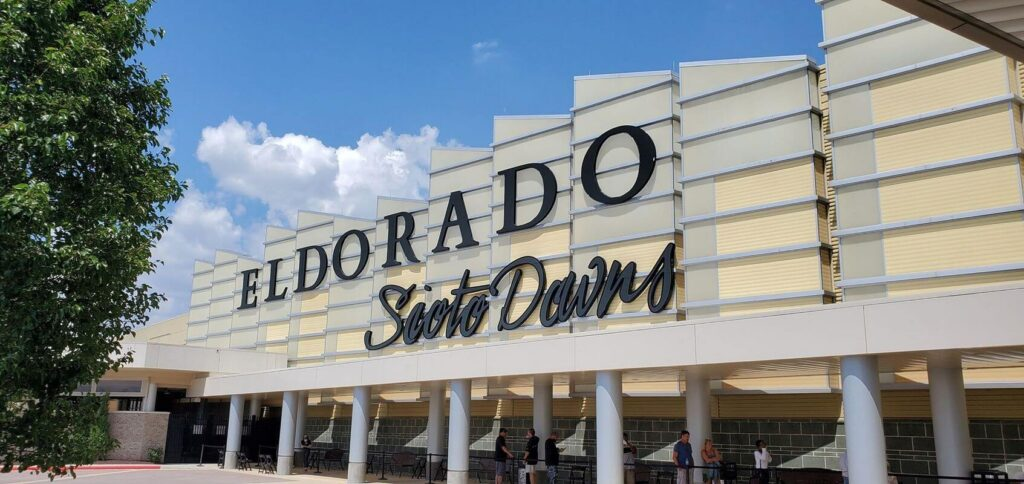 Scioto Downs reopens with new guidelines