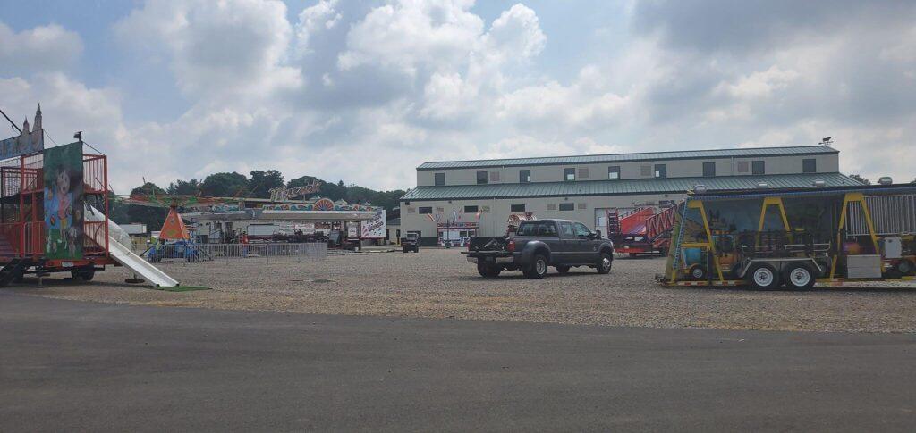 The Pickaway County Fair is underway