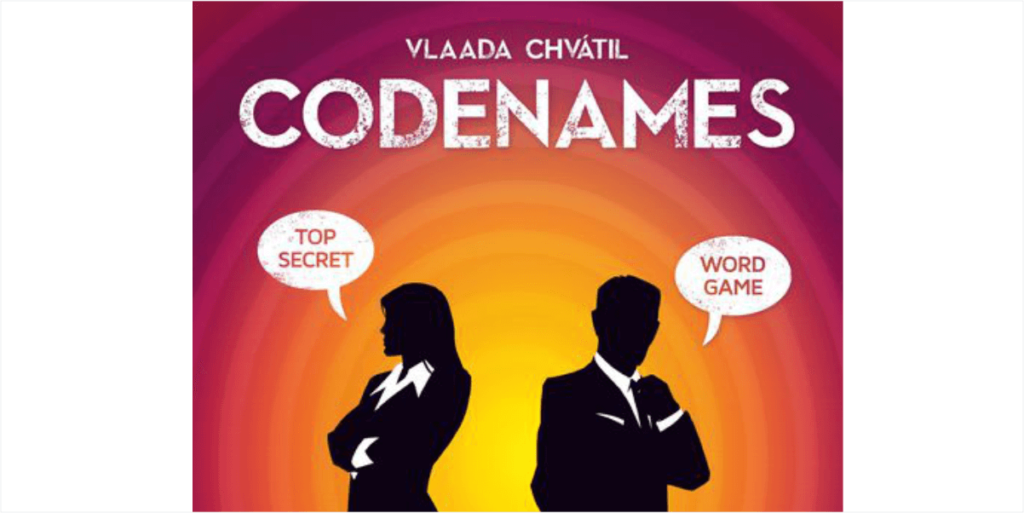 CODENAMES By: Czech Games Edition – Boardgame Review