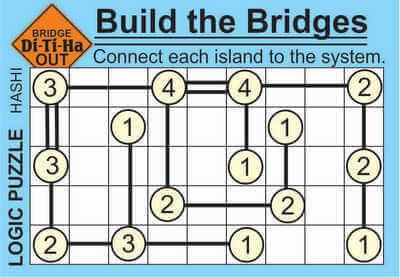 Di-Ti-Ha Bridge Puzzle July 10 2020