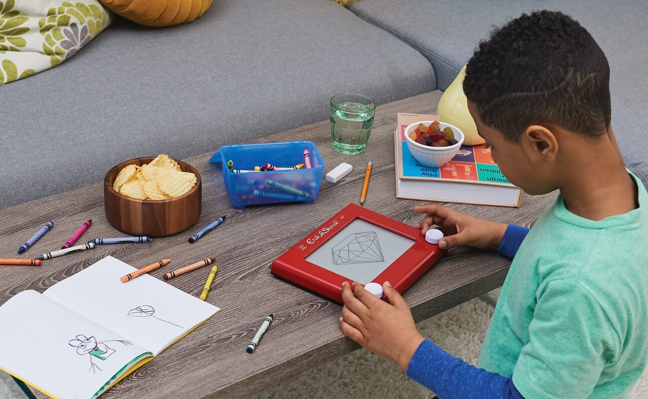 Etch a Sketch turns 60 this year