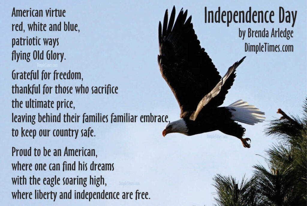 Independence Day - Poetry