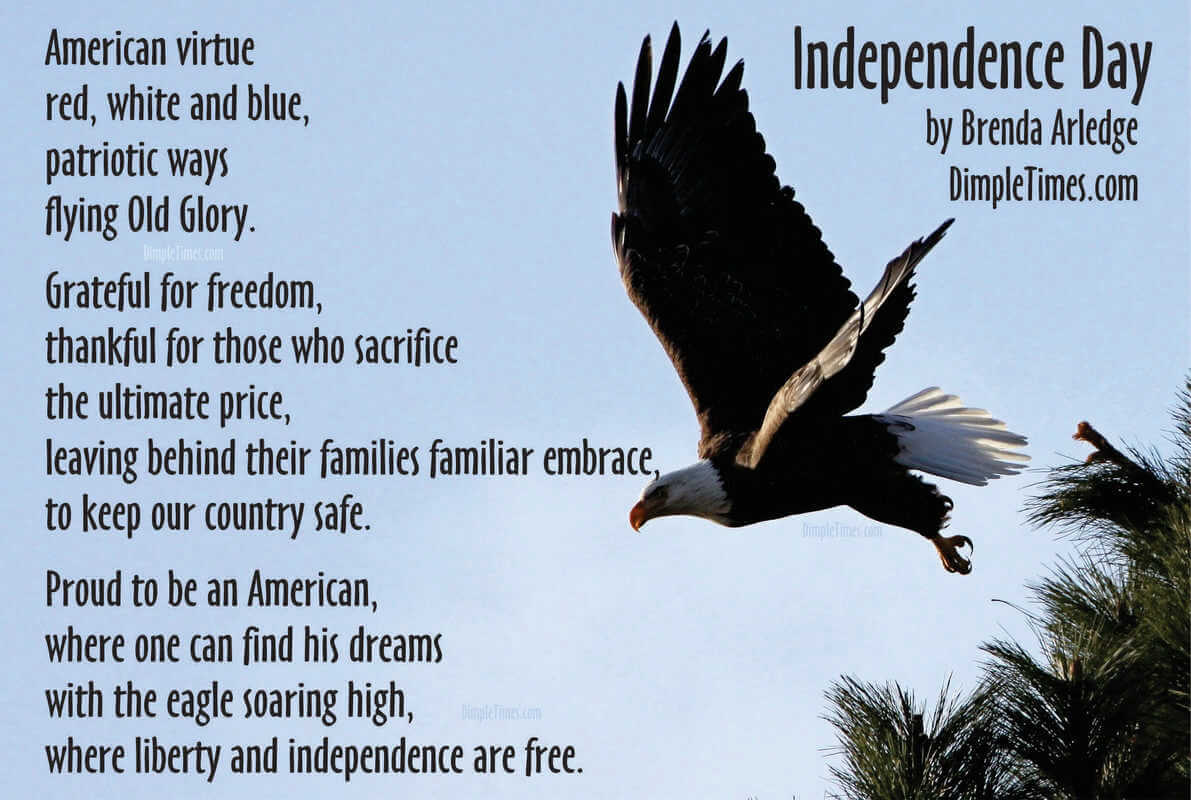 Indepence Day by Brenda Arledge