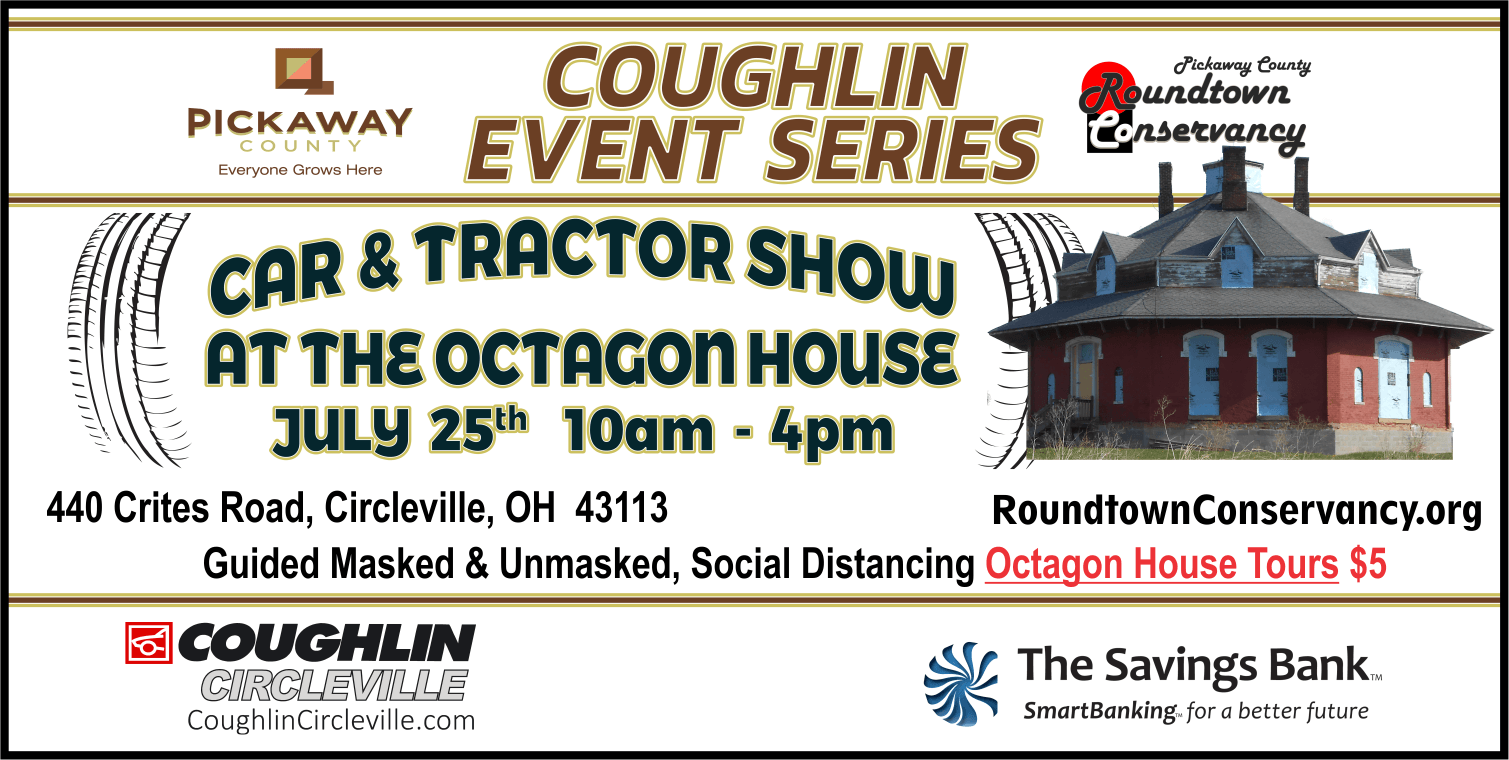 Octagon House car and tractor show 2020