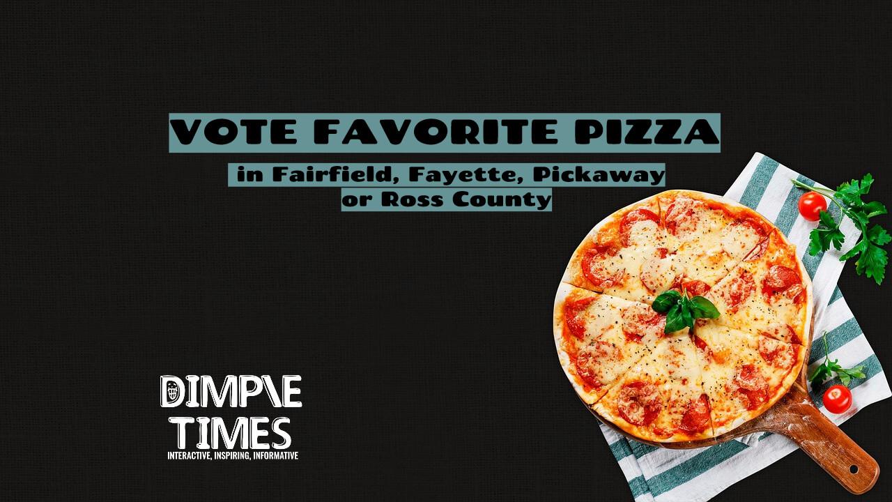 Vote your favorite pizza 2020