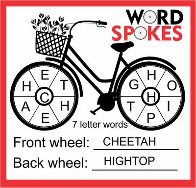 Word Spokes July 10 2020