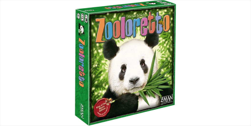 Zooloretto Z-Man Games – Boardgame Review
