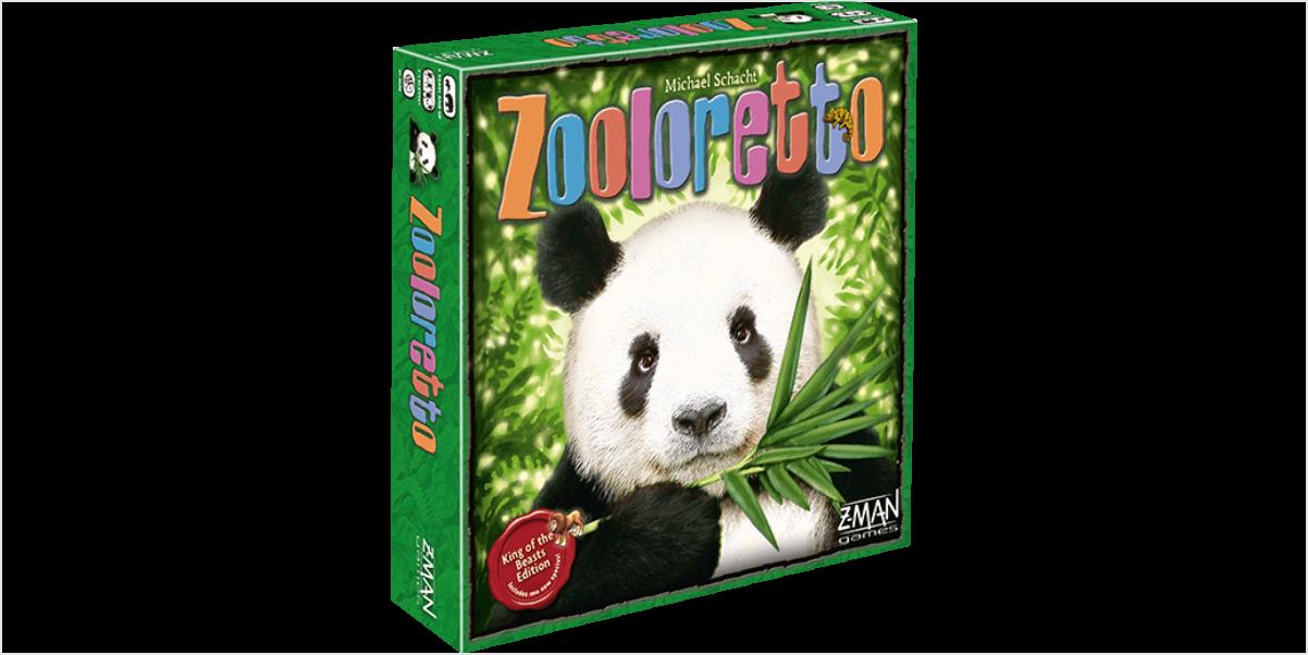 Zooloretto ZMan Games Boardgame Review
