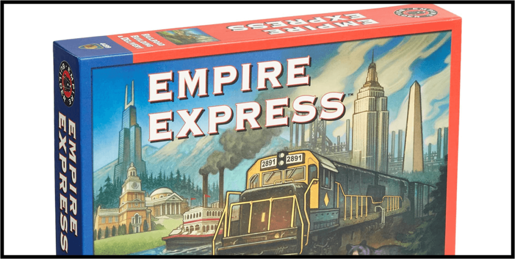 Empire Builder by Mayfair Games – Boardgame Review