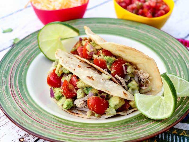 Health Chicken Tacos