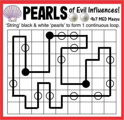Pearls of Evil Influences August 28 2020