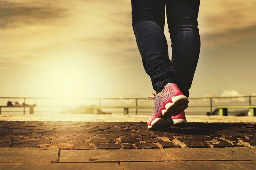 Why is 10,000 steps the goal? You'll be surprised