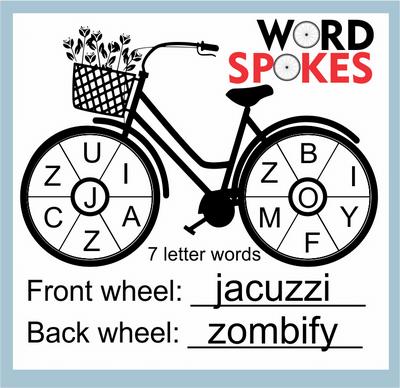 Word Spokes August 14 2020