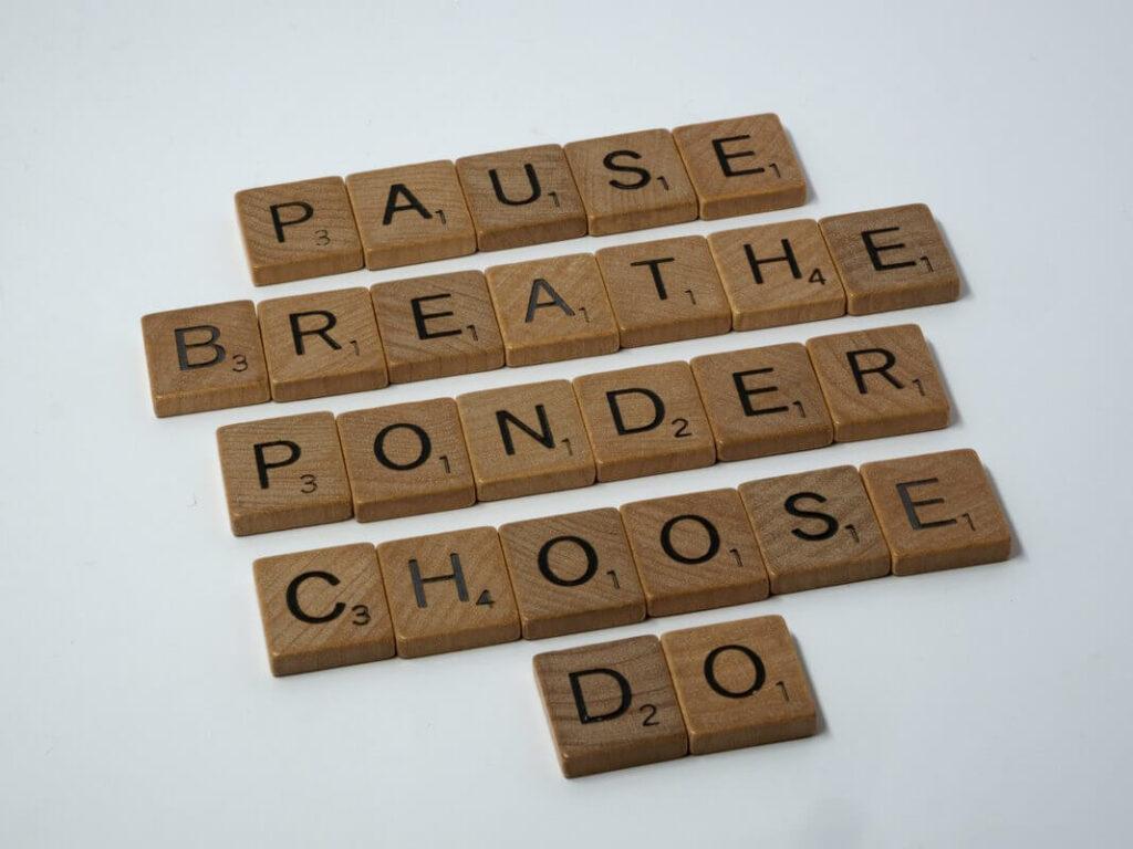 3 Simple Ways to Stop Feeling Overwhelmed