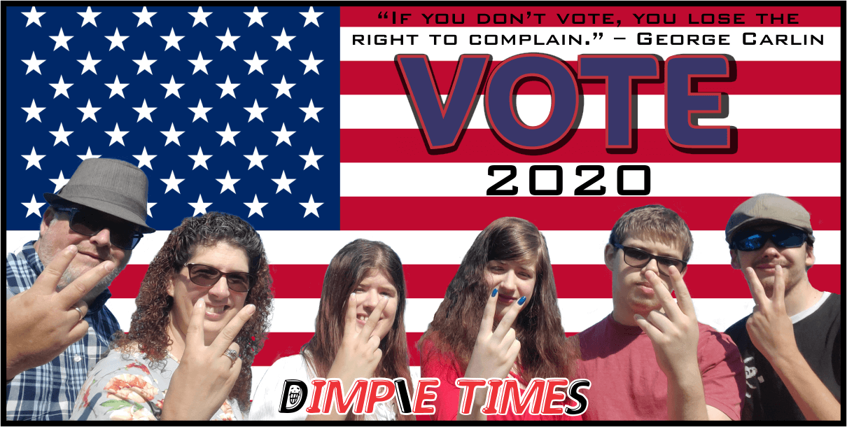 If you don't vote you loose the right to complain