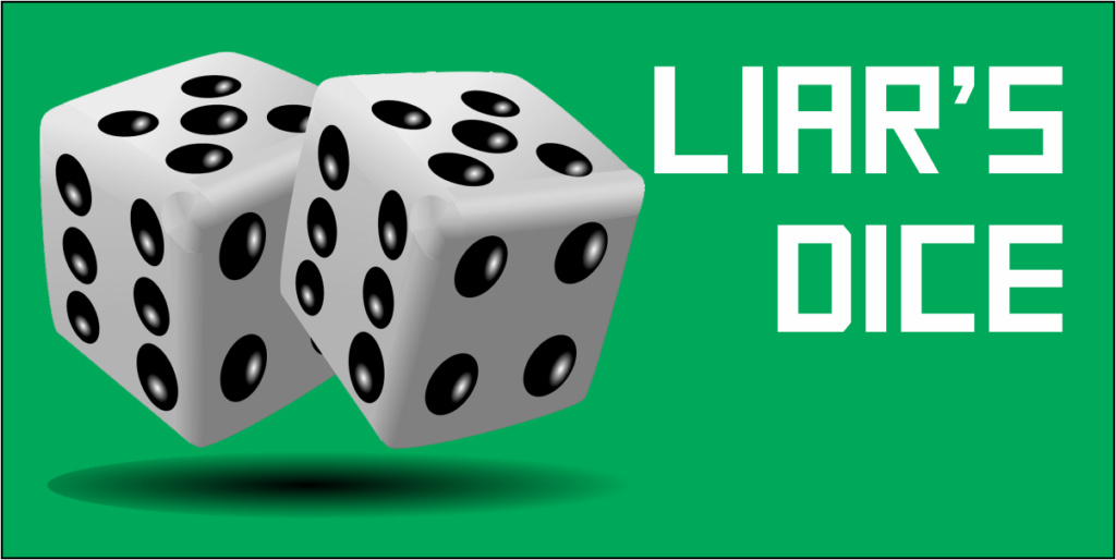 Liar's Dice – Boardgame Review