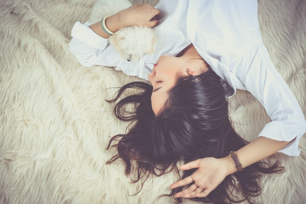 5 Ideas to get a better night's sleep