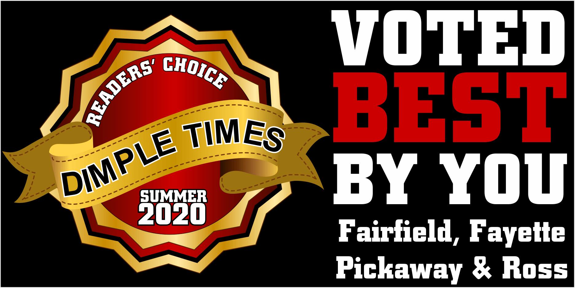 Reader's Choice Summer 2020
