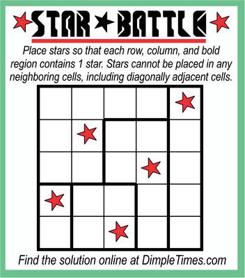Star Battle September 11 2020