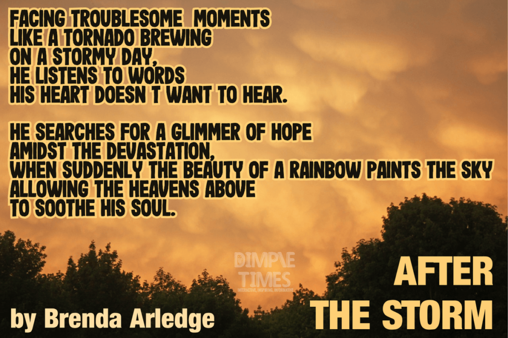 After The Storm – Poetry