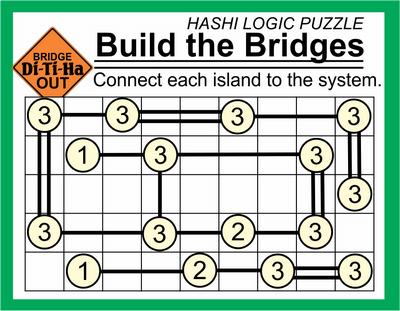 Di-Ti-Ha Bridge Puzzle October 9, 2020