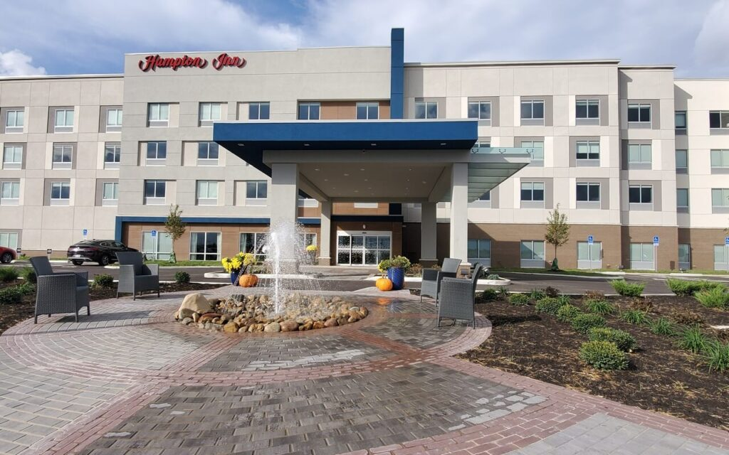 Tour of New Hampton Inn - Circleville
