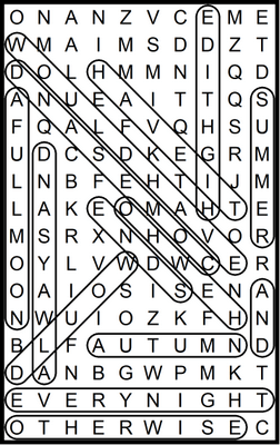 Monkey Bars quote by Hal Borland Word Search