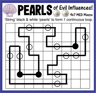 Pearls of Evil Influences October 9, 2020