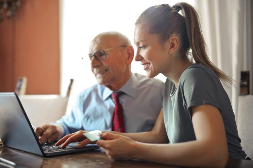 Ensuring financial independence even into old age
