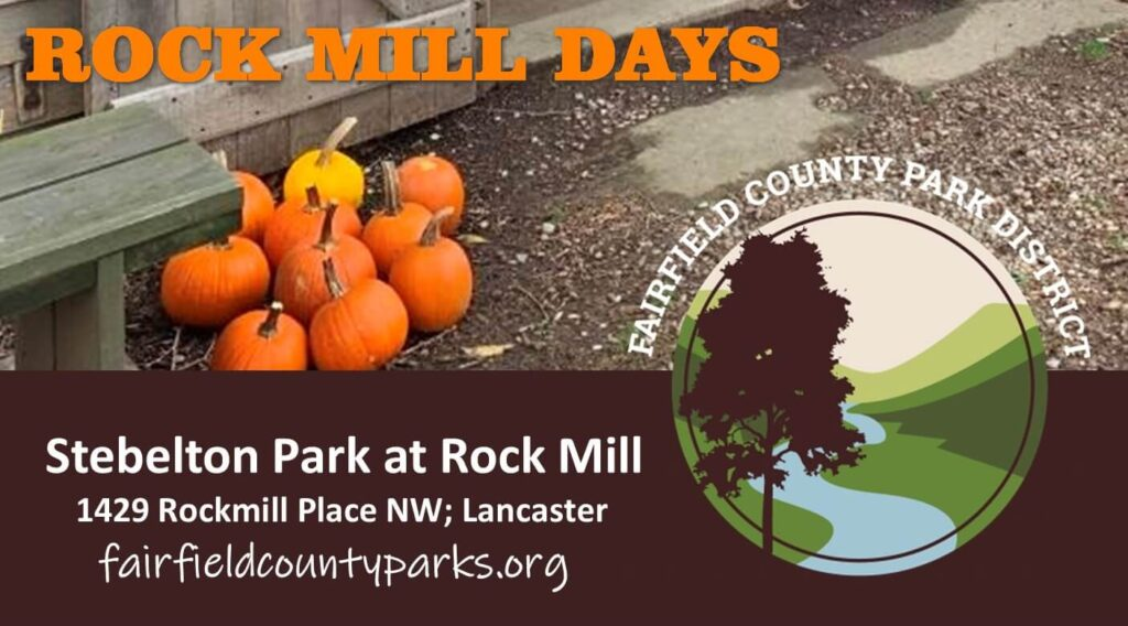 Rock Mill Days in Fairfield County