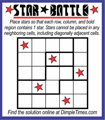 Star Battle October 9, 2020