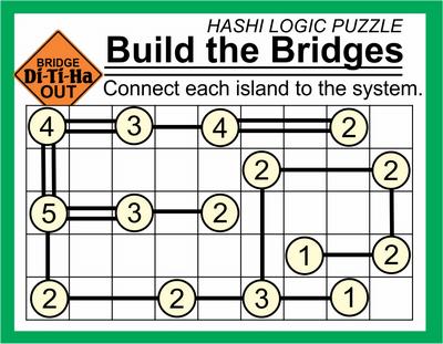 Di-Ti-Ha Bridge Puzzle November 6, 2020