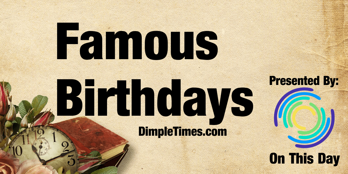 Famous Birthdays Dimple Times