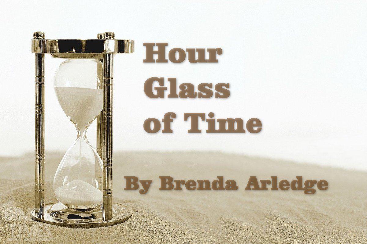 Hour Glass of Time - Poetry