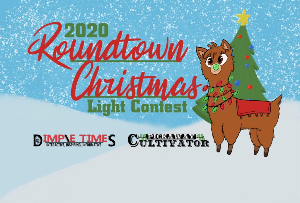 Roundtown Christmas Light Contest – 2020