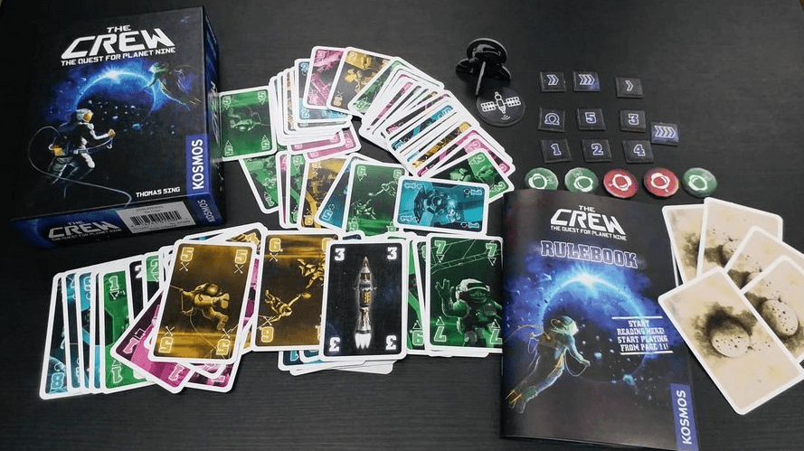 The Crew – Quest for Planet Nine